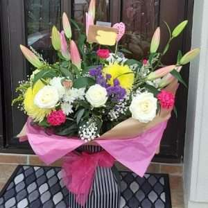 Fragrant and colourful Flower Bouquet